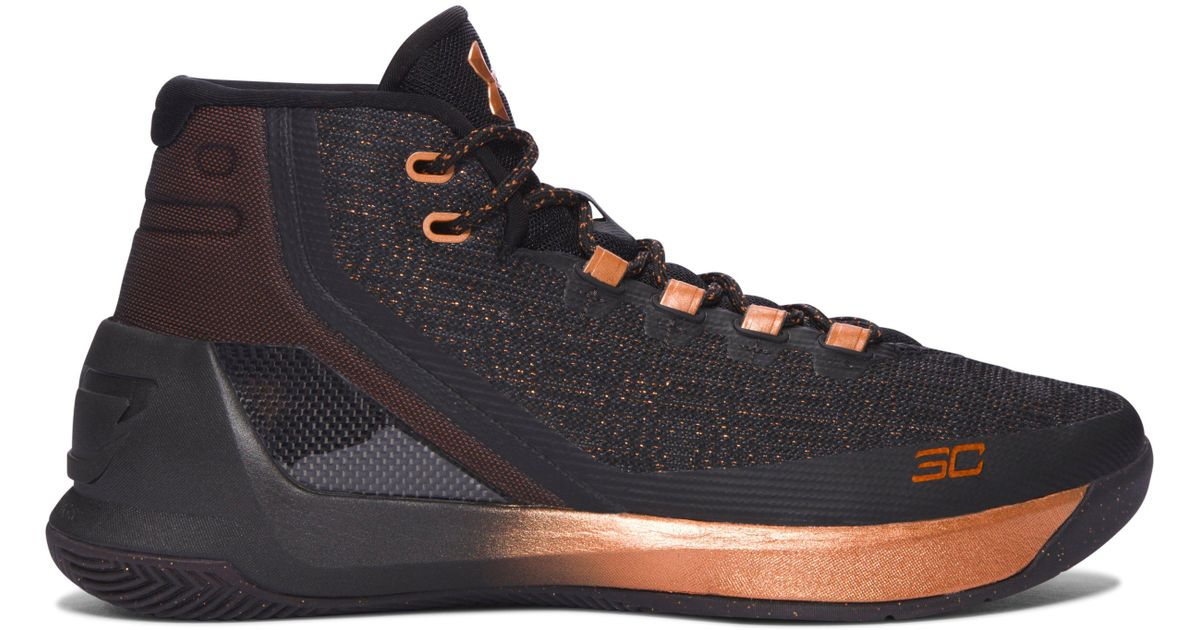 3b79fd1b6698 ... promo code for lyst under armour mens ua curry 3 asw basketball shoes  for men d142a