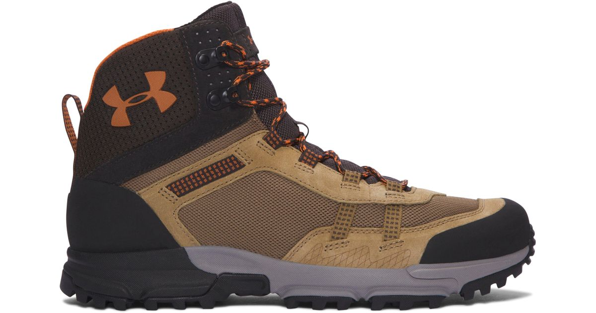 cea474b9ba3 Under Armour Multicolor Men's Ua Post Canyon Mid Hiking Boots for men