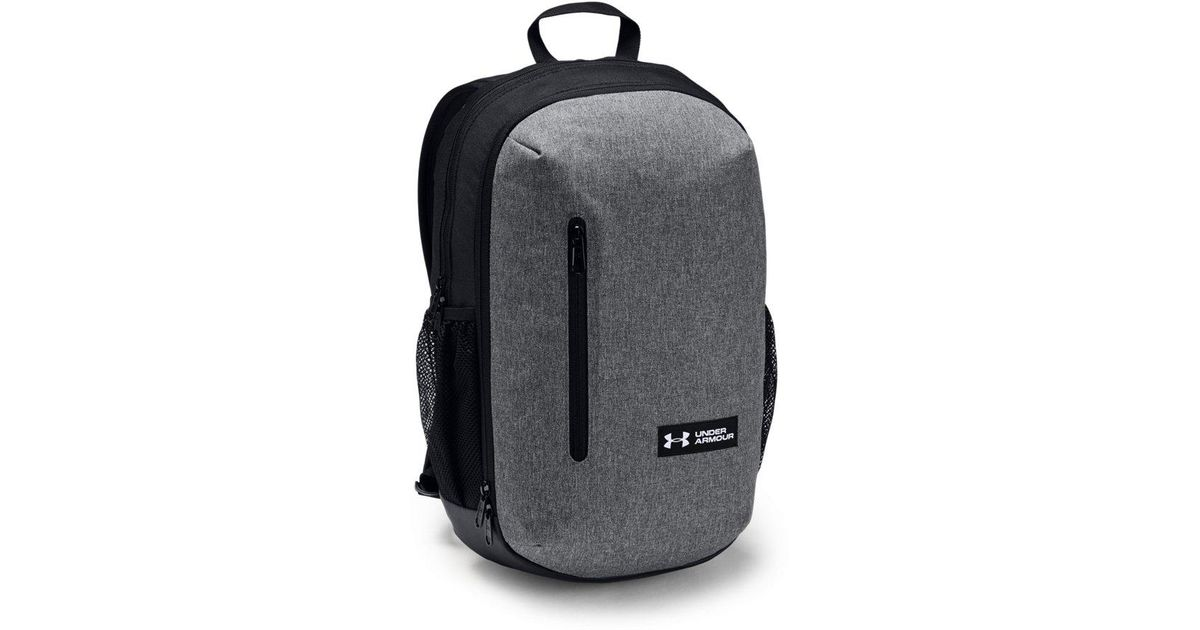 2bdcdfb34d33 Lyst - Under Armour Roland Backpack in Gray for Men