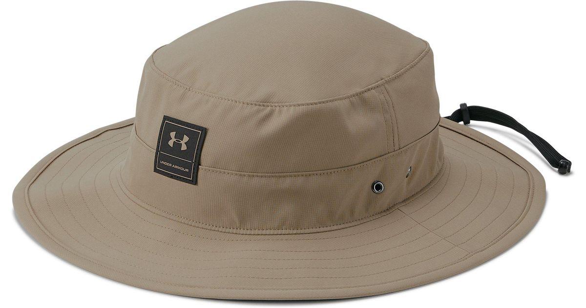 37d72fd4abd0e Lyst - Under Armour Men s Ua Training Bucket Hat for Men