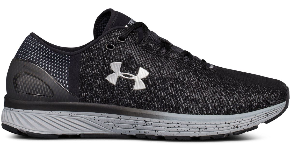 Lyst - Under Armour Men s Ua Charged Bandit 3 Storm Running Shoes in Black  for Men cc96c15f24f3