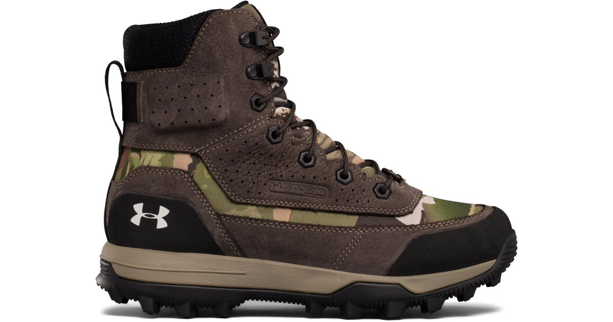 new style 60eb3 651c4 Under Armour Women's Ua Speed Freek Bozeman 2.0 Hunting Boots in Black -  Lyst