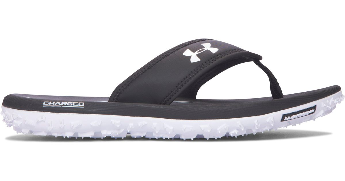 new concept 215c3 12f07 Under Armour Multicolor Men's Ua Fat Tire Sandals for men