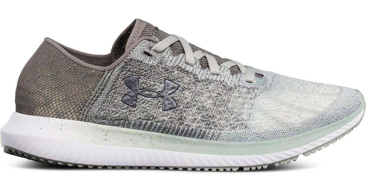 Ua Threadborne Blur Running Shoes - Lyst