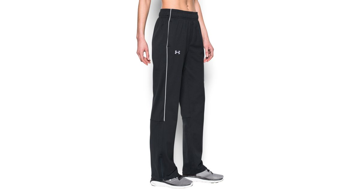 Under Armour Womens UA Rival Knit Warm Up Pant