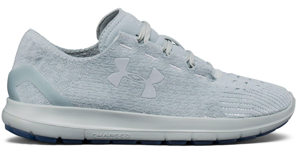 c896b3a1 Under Armour Gray Women's Ua Speedform® Slingride Neutral Running Shoes
