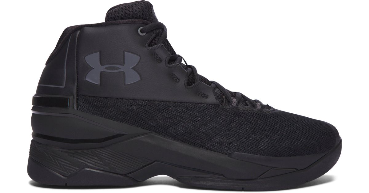 097db223b8c6 Lyst - Under Armour Men s Ua Longshot Basketball Shoes in Black for Men
