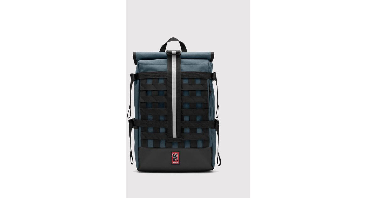 17ea89671e8f Chrome Industries Barrage Cargo Backpack in Black for Men - Lyst