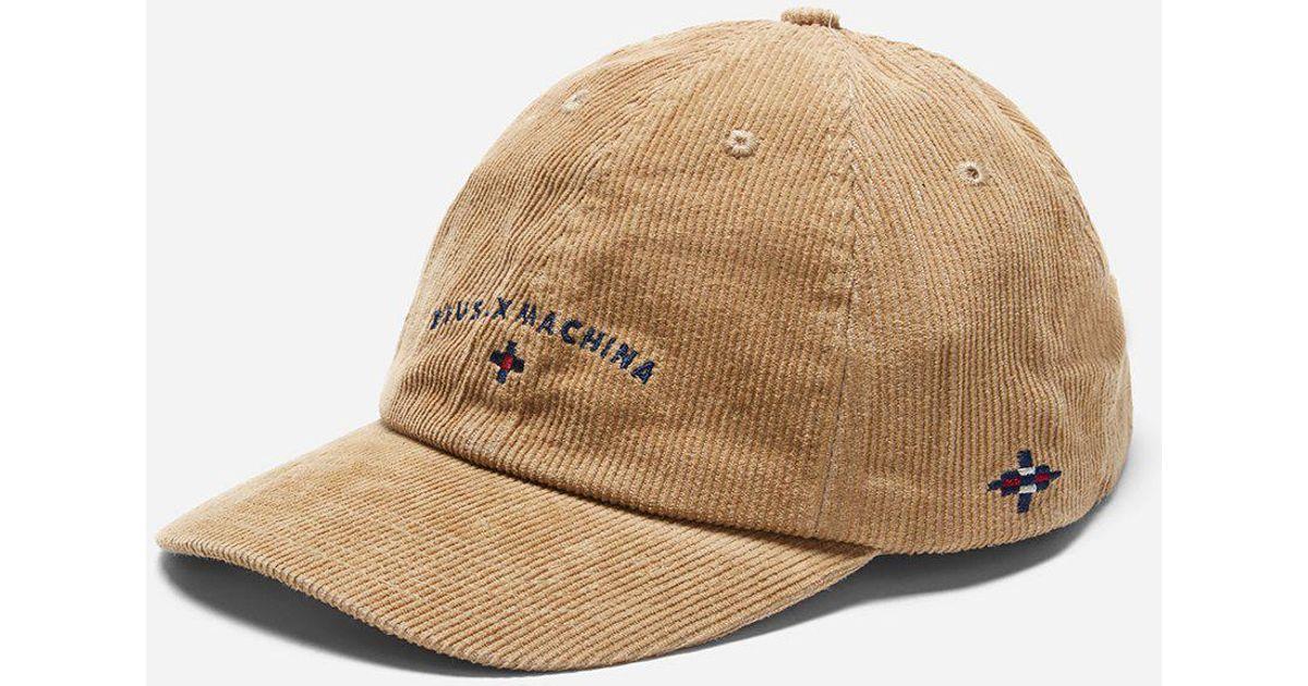 b0c75ef1e Deus Ex Machina Yellow Moon Dad Cap for men