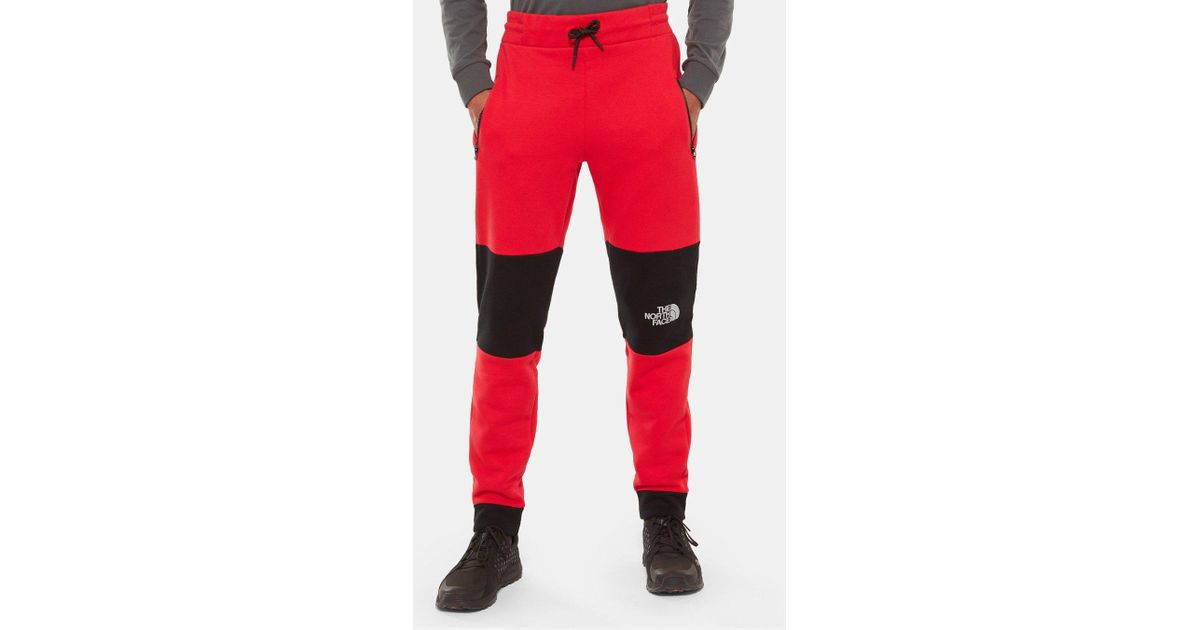 46d6b0bb0 The North Face Red Himalayan Pant for men