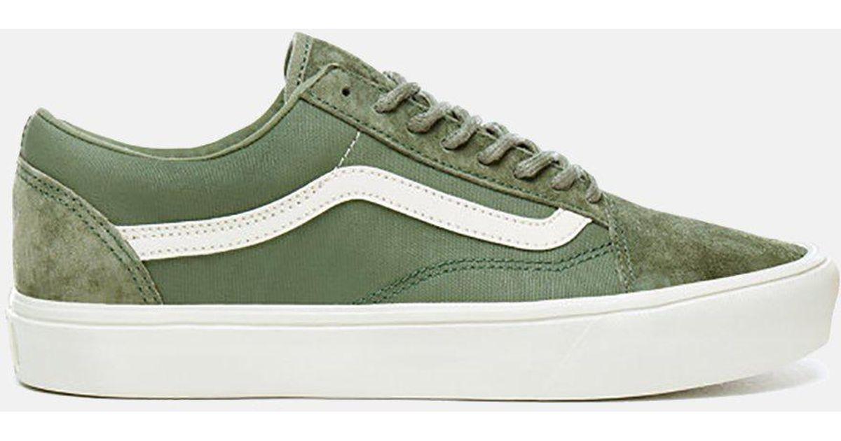 light green vans