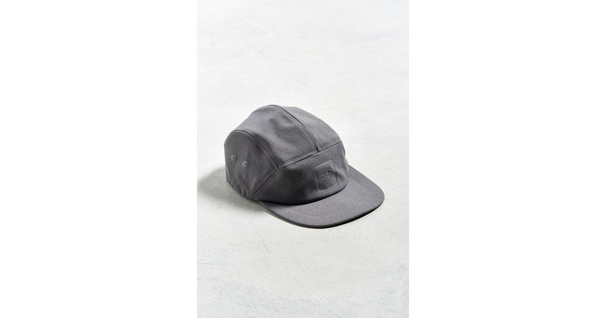 0649e902a91 Lyst - The North Face The North Face City Camper 5-panel Hat in Gray for Men