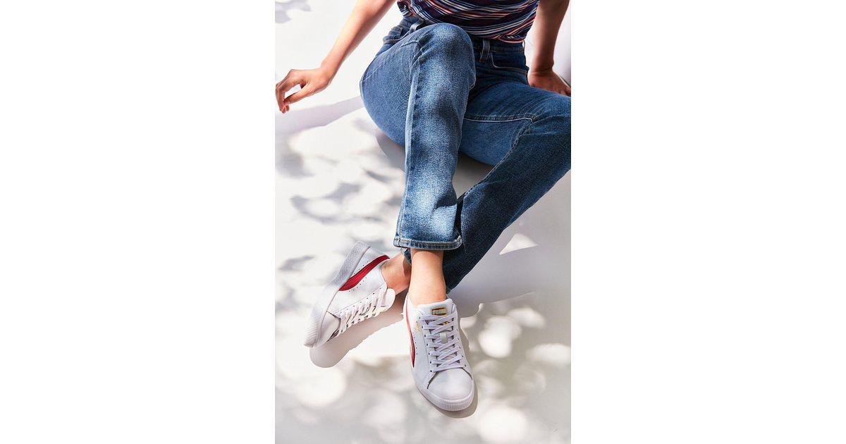 promo code 3dd28 32b53 PUMA Multicolor Clyde Core Foil Sneaker