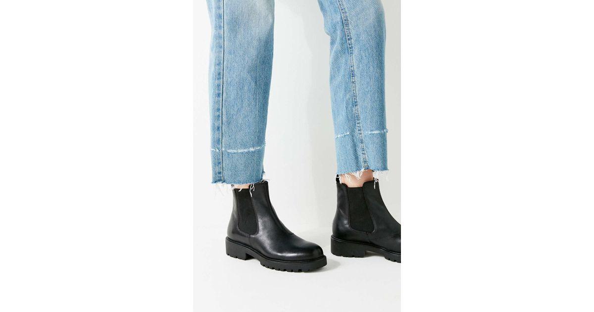 Vagabond Leather Kenova Chelsea Boot in