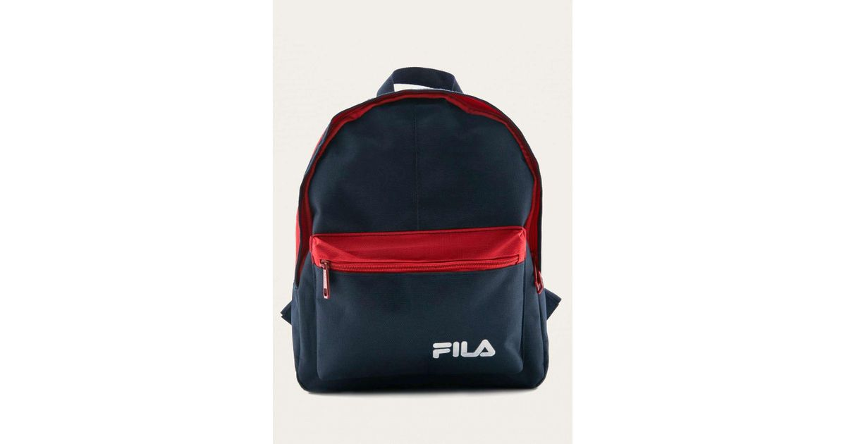 28916c6ff7 Fila Street Small Backpack - Womens All in Blue - Lyst