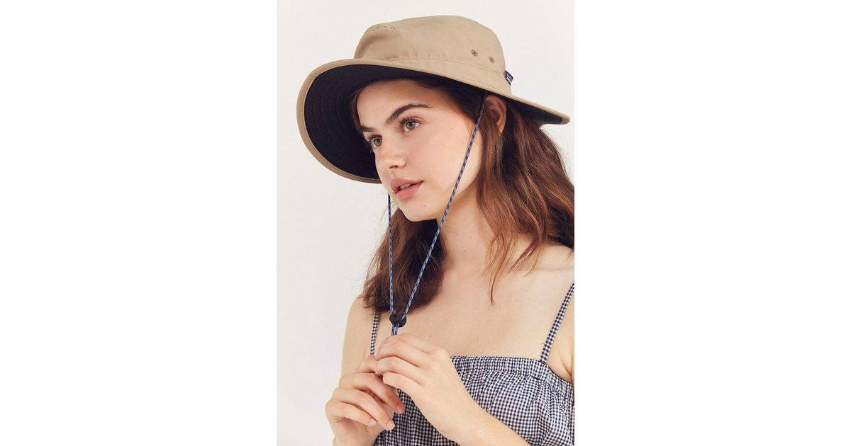 a3ee0addba459 Patagonia Tech Sun Booney Hat - Lyst