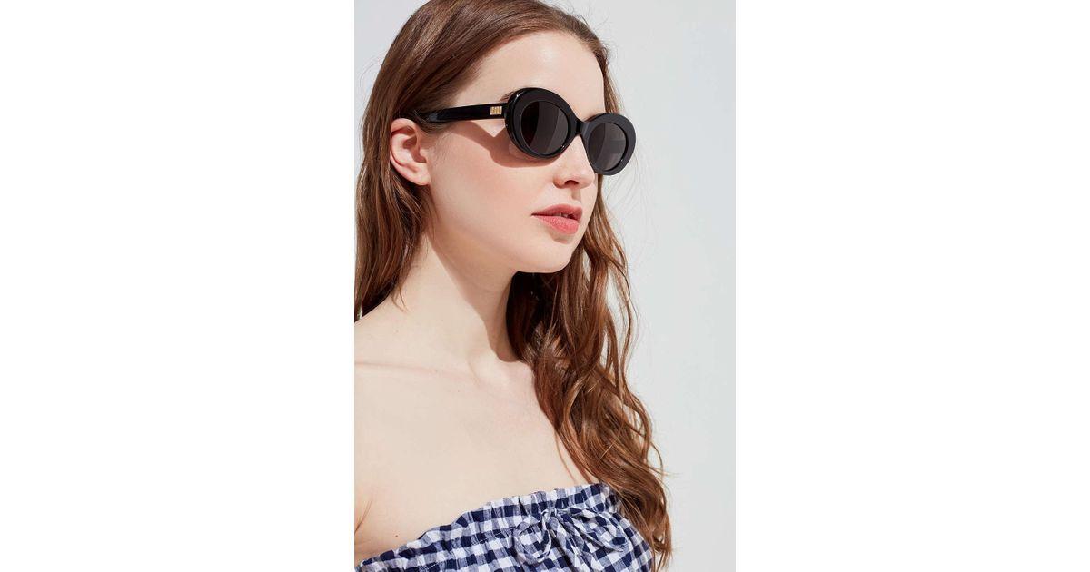44c741514444 Crap Eyewear The Love Tempo Sunglasses in Black - Lyst