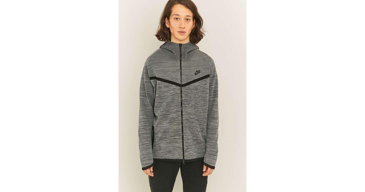 6533abee597b Nike Sportswear Tech Fleece Grey Windrunner Jacket - Mens Xl in Gray for  Men - Lyst