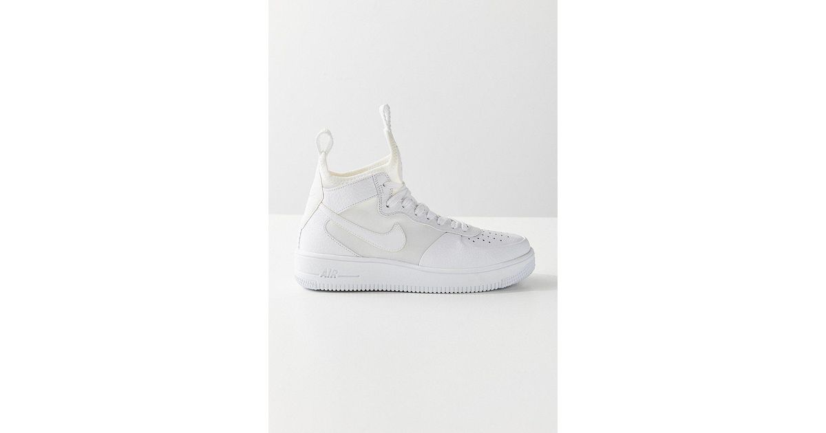Lyst Nike Nike Air Force 1 Ultra Sneaker in White