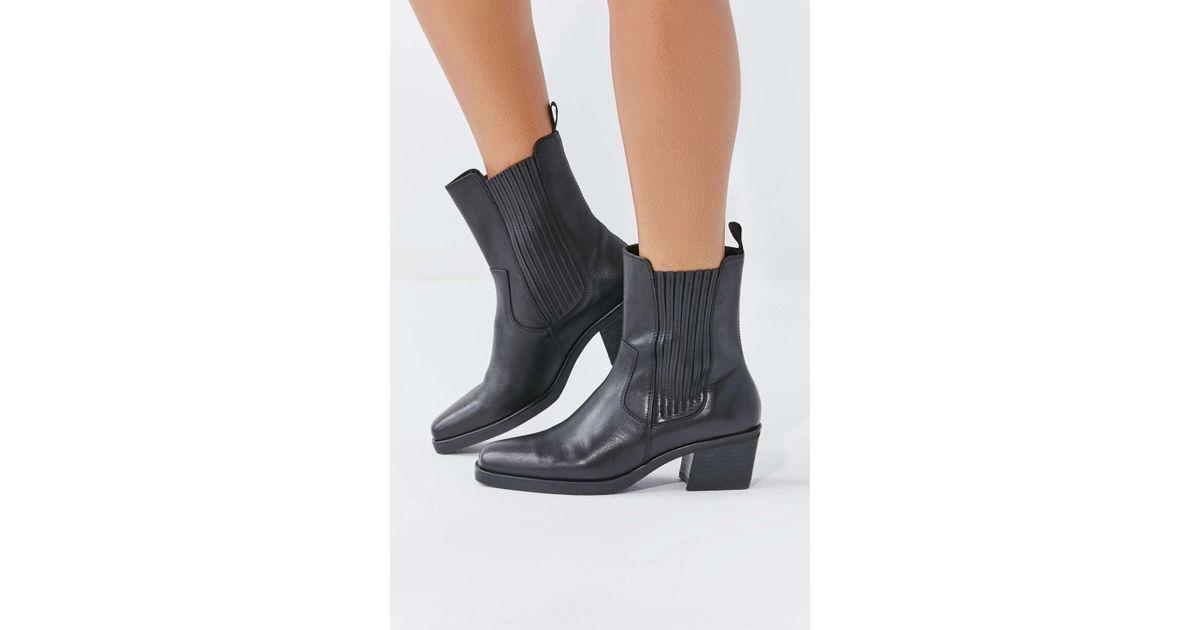 513ab8ba6c5 Vagabond Black Simone Cowboy Boot