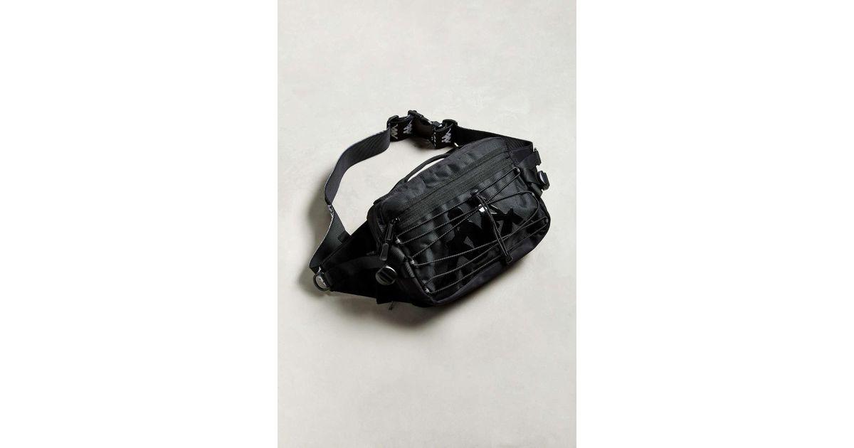 297752b310 Kappa Black Premium Sling Bag for men