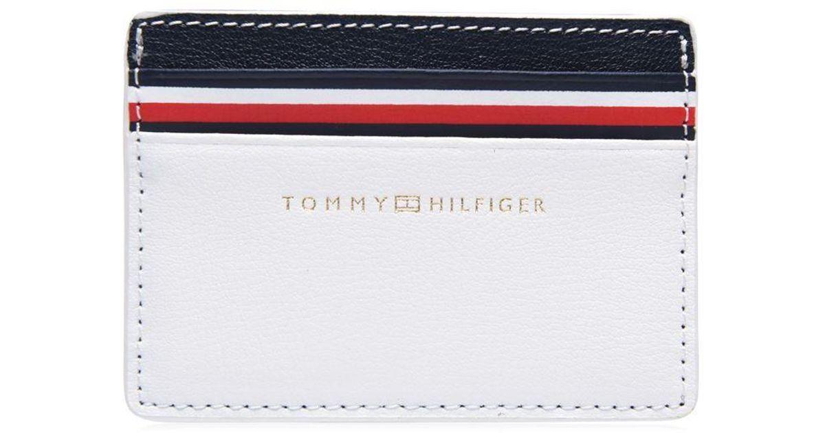 Portefeuilles Tommy Hilfiger Turnlock Cc Holder