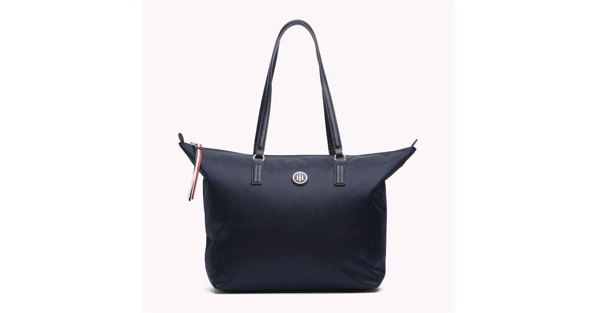 Tommy Hilfiger Poppy Tote Stp Womens Shopper Bag