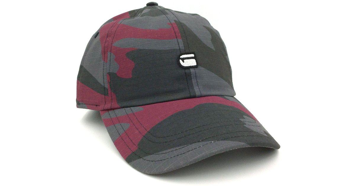 92ac1bc3c G-Star RAW Multicolor Raw Avernus Pattern Baseball Cap for men