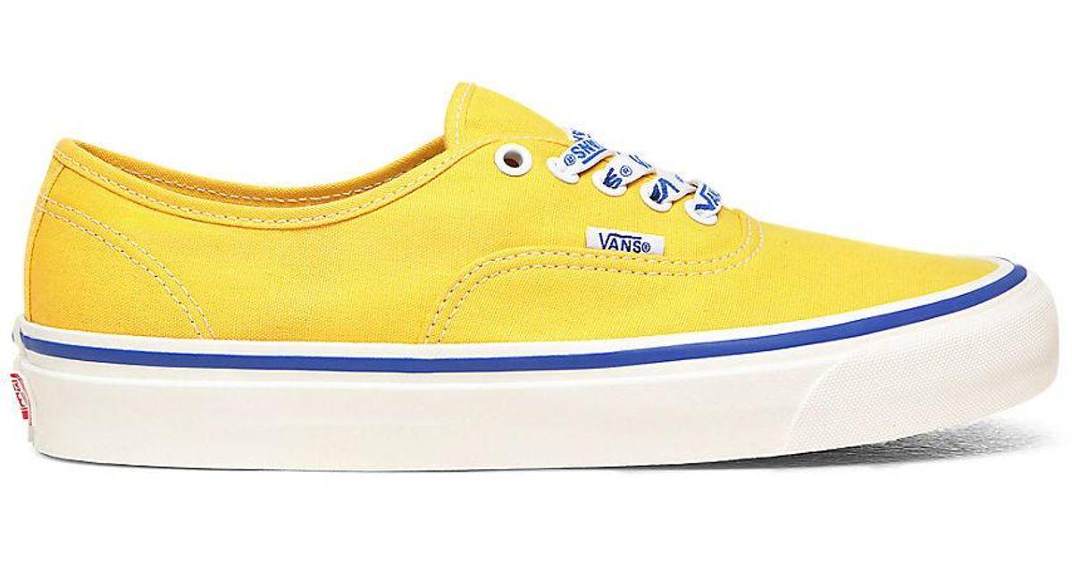 Chaussures Anaheim Factory Authentic 44 Dx Toile Vans en coloris ...
