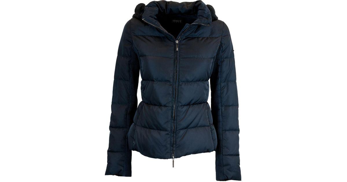 huge discount aa42d c0332 Armani Jeans Multicolor Piumino