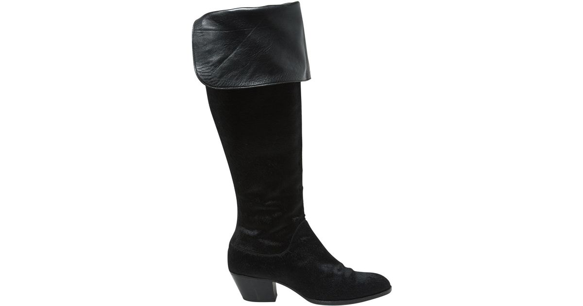 Missoni Pony-style Calfskin Boots Shopping 6kkep