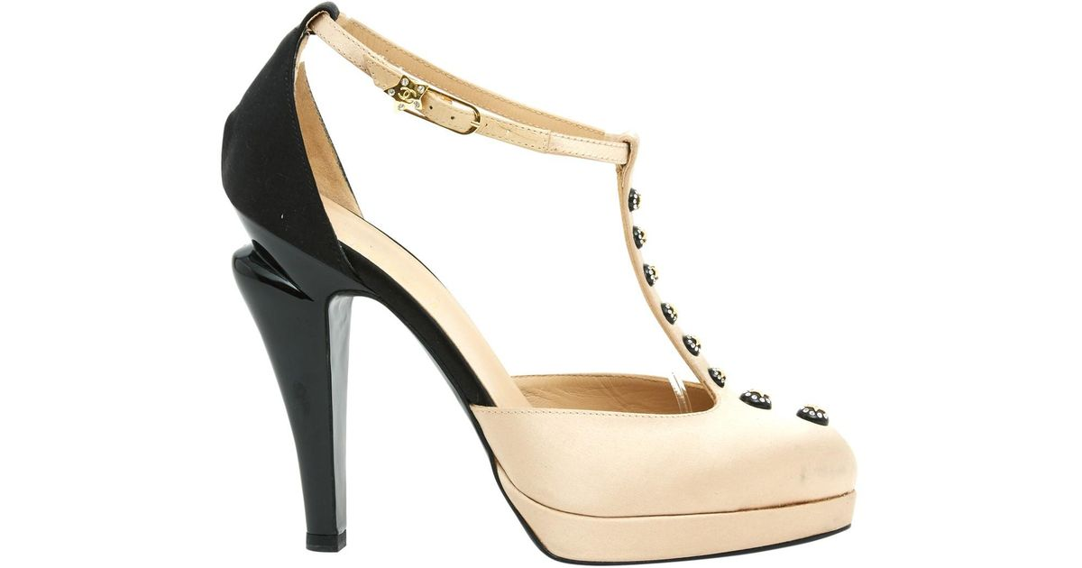 Pre-owned - Leather heels Chanel dVgYU8JoXK