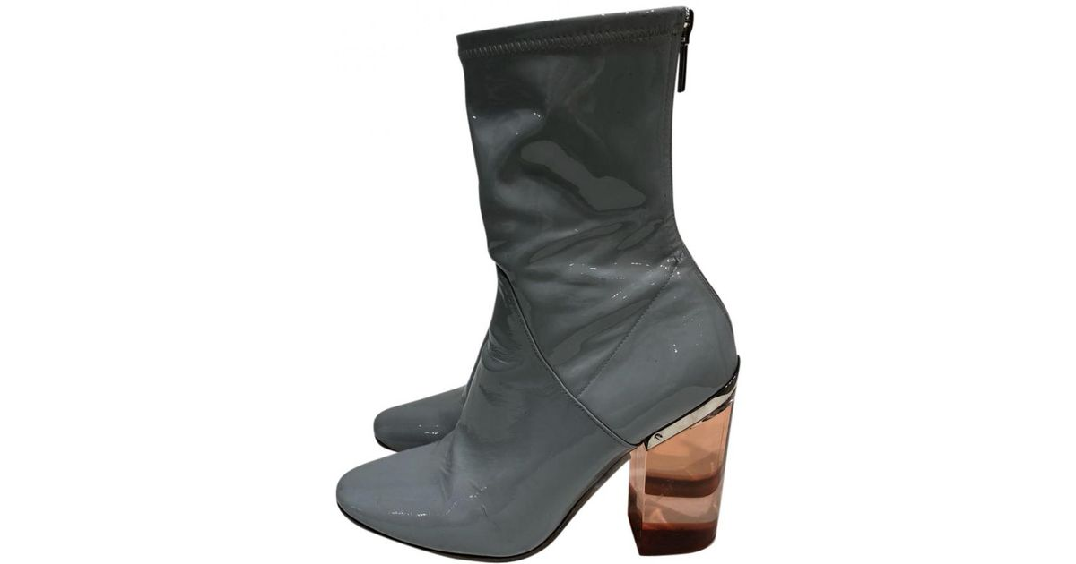 Pre-owned - Patent leather boots Dior Lowest Price Cheap Online TEmJAhvWrf