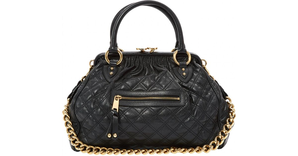 Pre-owned - Black Leather Handbag Marc Jacobs Fgytt
