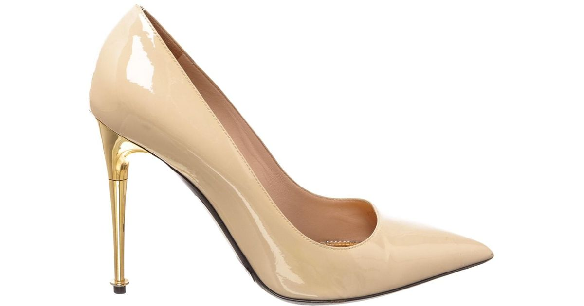 2019 discount sale colours and striking exclusive shoes Tom Ford - Multicolor Patent Leather Heels - Lyst