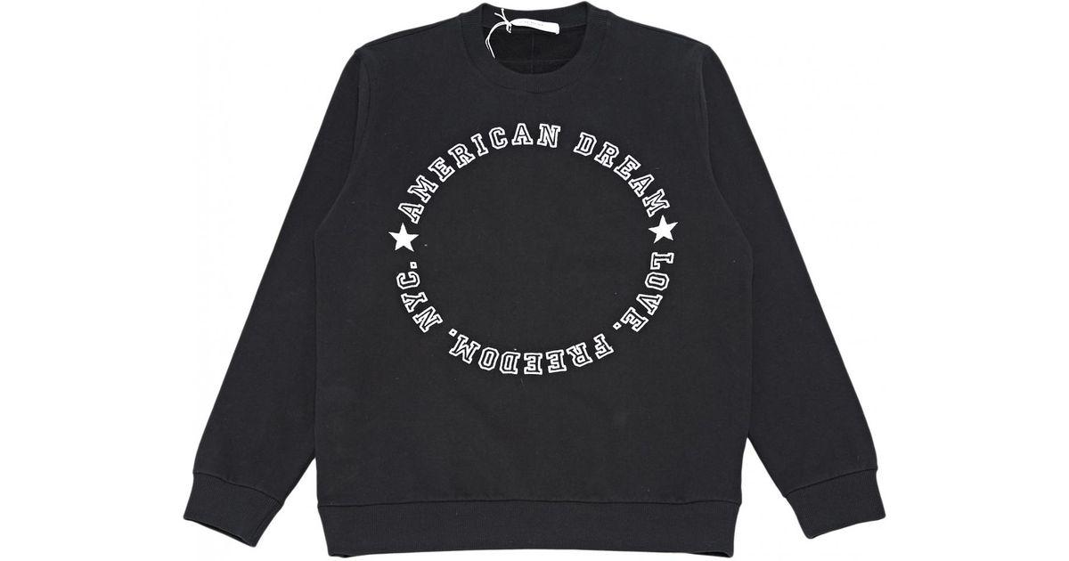 Homme Coloris Sweat Pour Black Givenchy En 0PnkwOX8