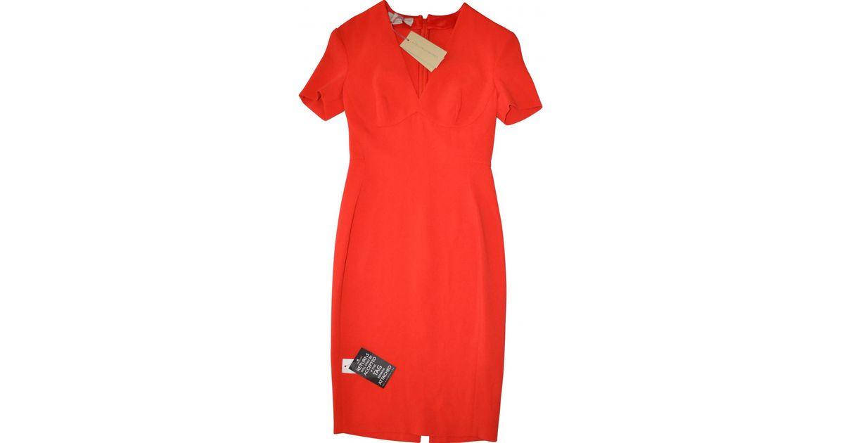 01808e56b1a Stella Mccartney Red Dress   Weddings Dresses