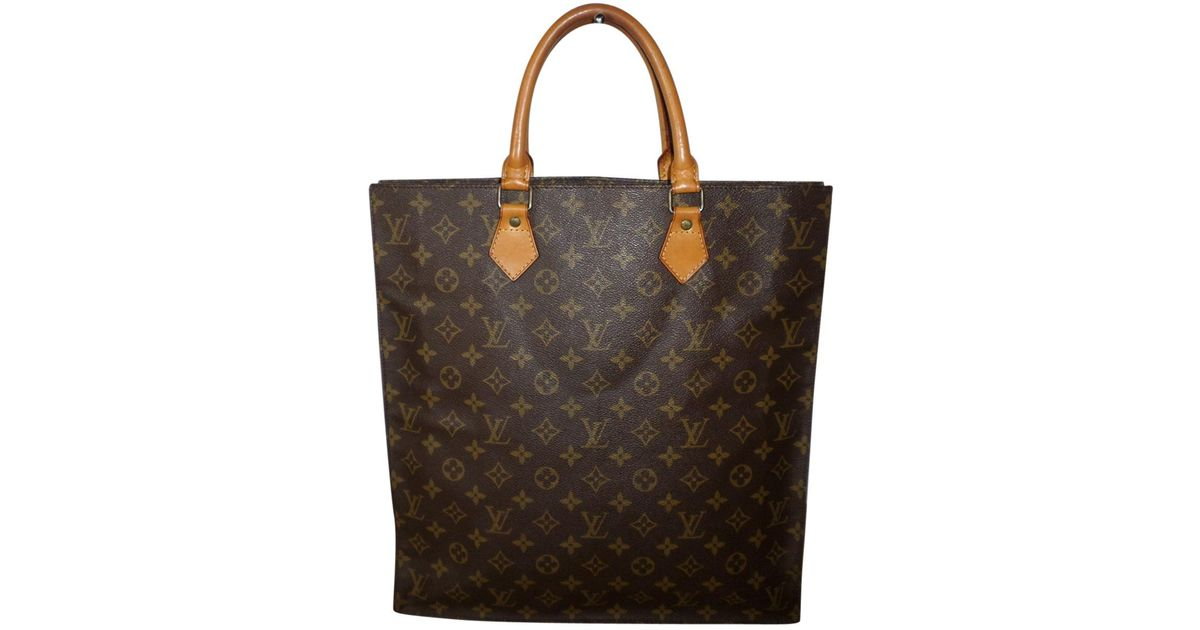 Pre-owned - Plat cloth bag Louis Vuitton U8bPm6X