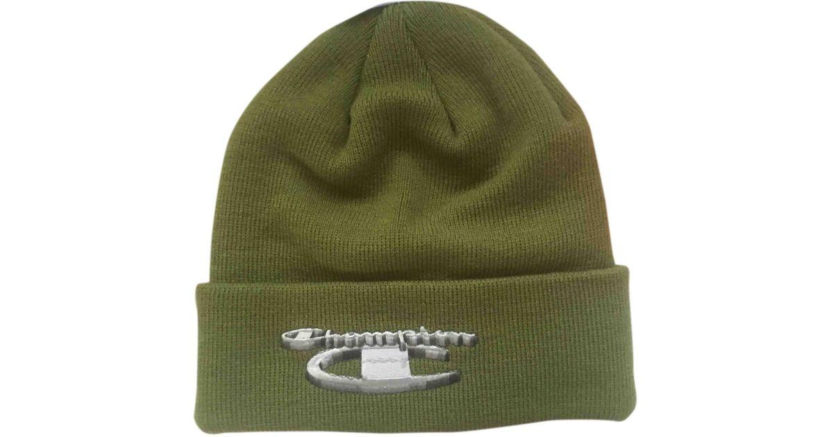 Supreme Wool Hat in Green for Men - Lyst e6fedc39006