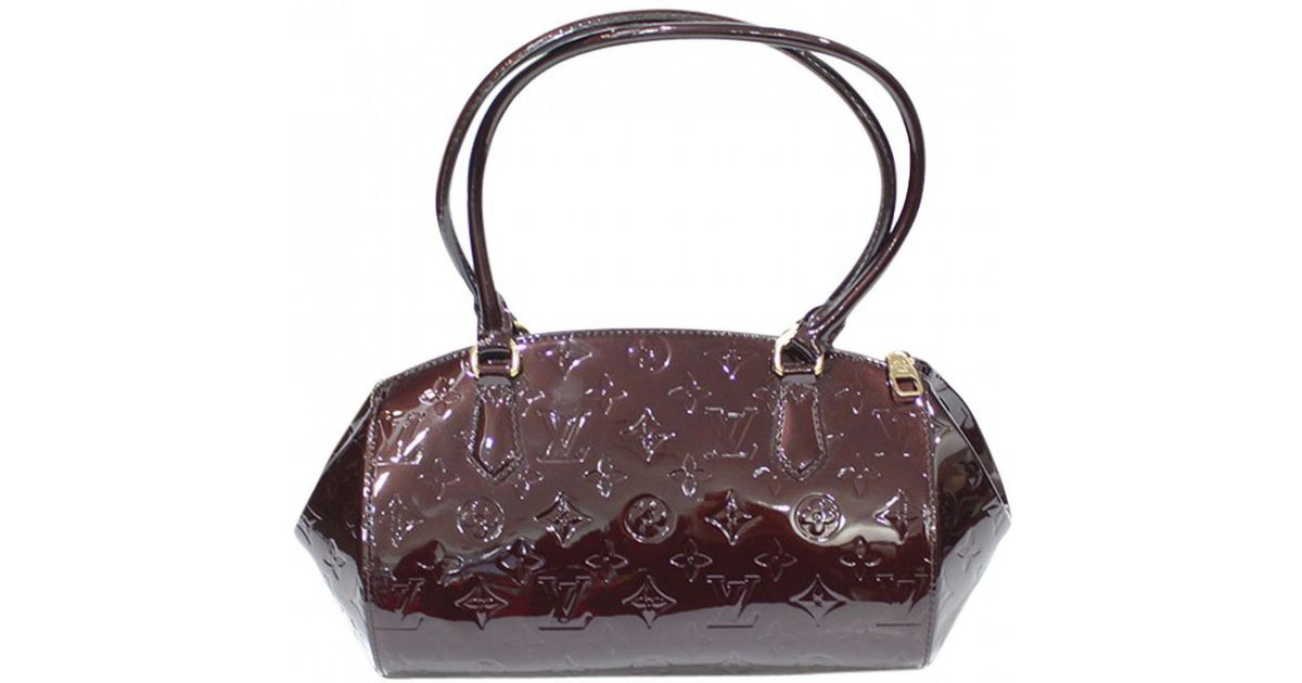 a1ed26be02d9 Louis Vuitton Patent Burgundy Bag - Bag Photos and Wallpaper HD