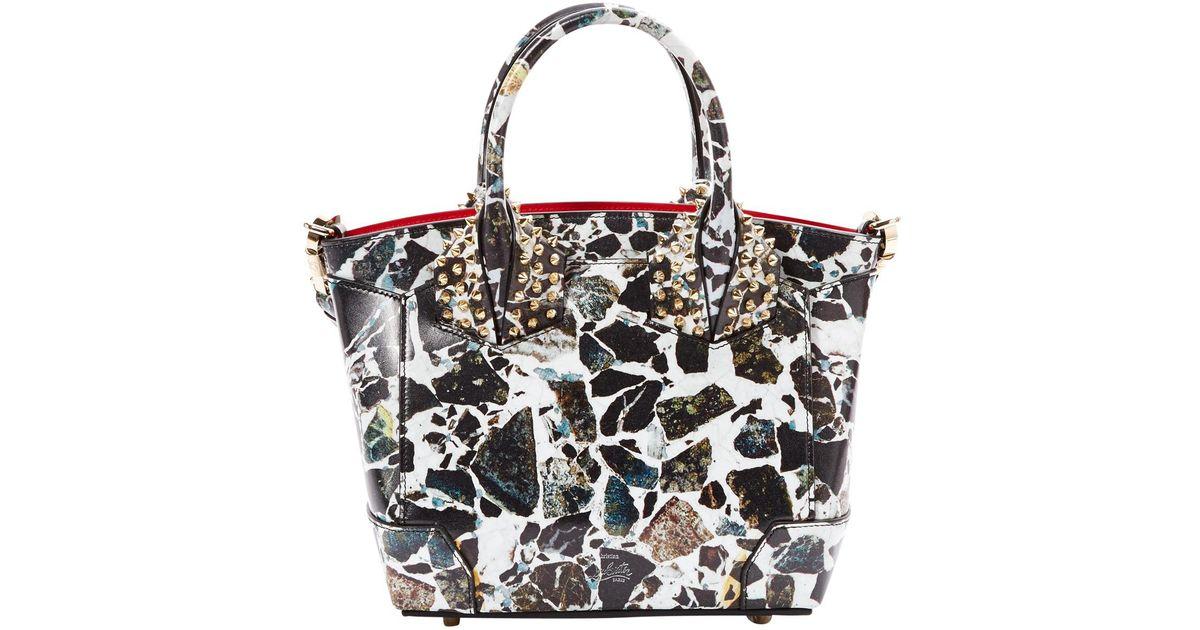 3468e916e97 Christian Louboutin Black Pre-owned Éloïse Leather Handbag