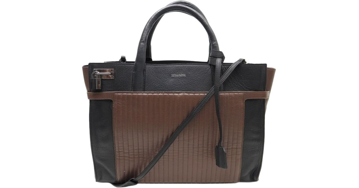 Pre-owned - Leather handbag Zadig & Voltaire lbTCidqxp