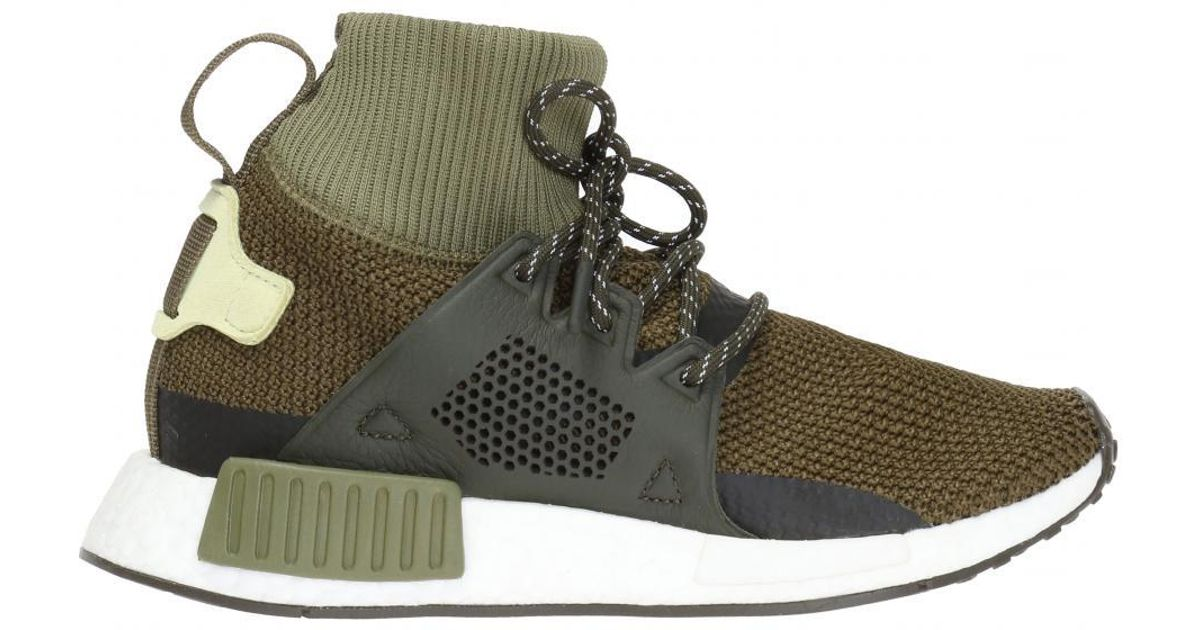 new concept e5b93 8d577 Adidas - Green 'nmd Xr1 Boost' Sneakers - Lyst
