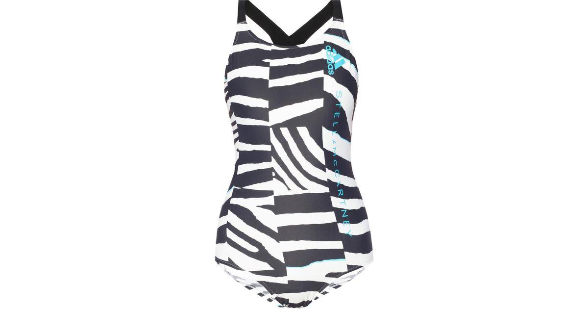 Lyst Adidas Kit By Stella Mccartney traje de Mccartney baño y negro traje de baño Kit en negro ec6b00f - allpoints.host