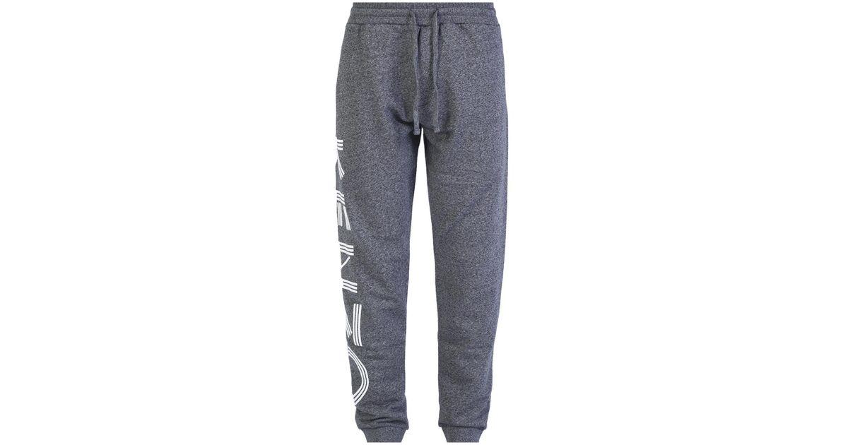 75014966d20e Lyst - KENZO Sweatpants in Gray for Men