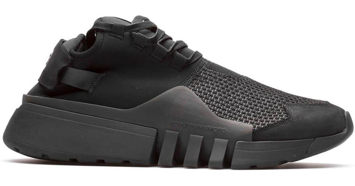 92a8acae99b62 Lyst - Y-3 Ayero Sneakers in Black for Men
