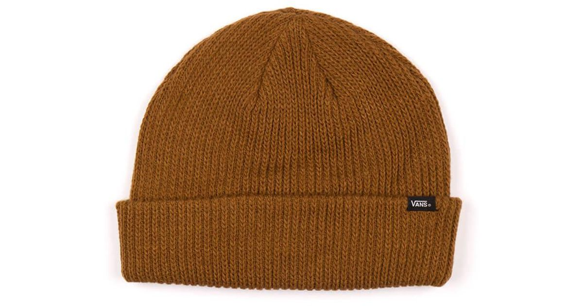 16c07624ca Vans Core Basic Beanie in Brown for Men - Lyst