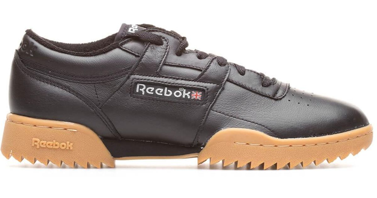 ecd2f6d26bf8 Reebok Workout Clean Ripple Vintage in Black for Men - Lyst