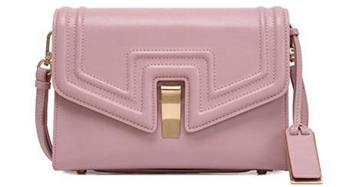Joy Gryson Pink Naomi Cross Bag Lw7sa3090 72