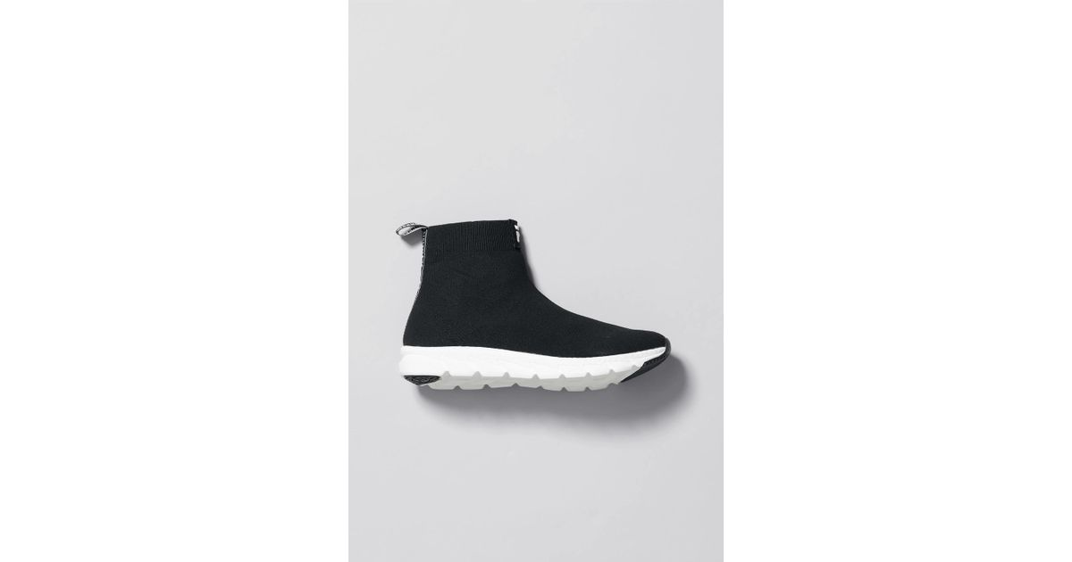 Weekday Synthetic Florence Sock Shoes